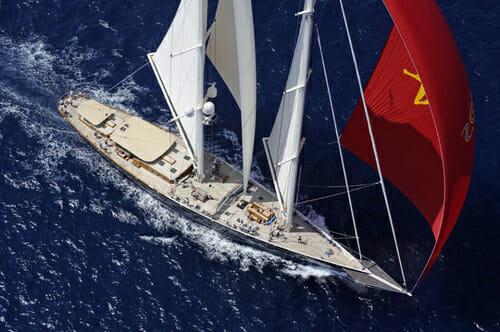 Yacht Athos