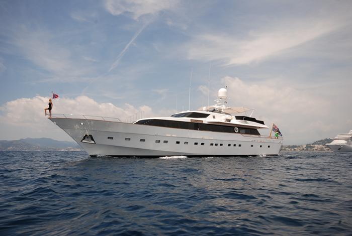 Yacht Atlantic Endeavour