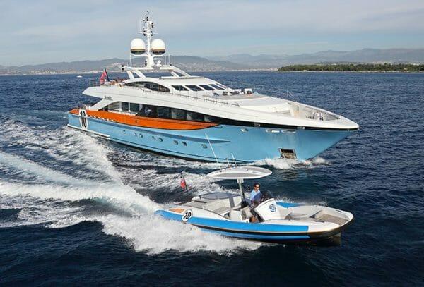 Yacht Aurelia