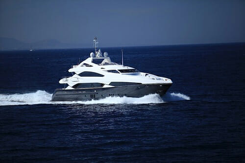 Yacht Barracuda Red Sea