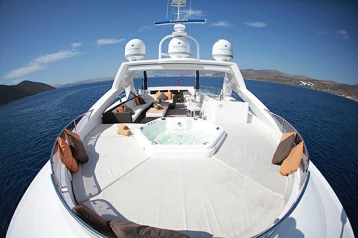Barracuda Red Sea sundeck