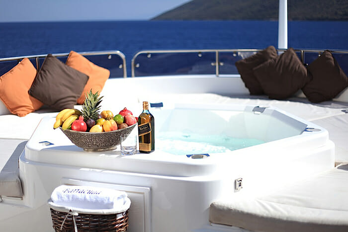 Barracuda Red Sea sundeck jacuzzi