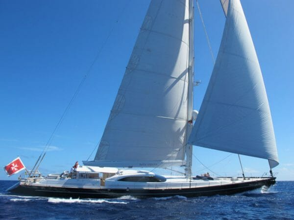 Yacht Bella Ragazza