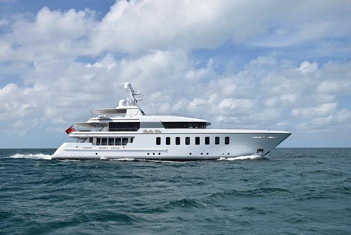 Yacht Bella Vita
