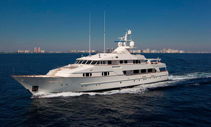 Yacht BG