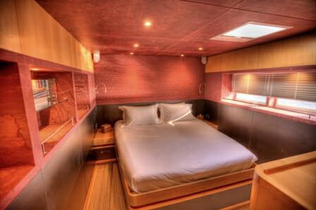 Black Swan guest cabin