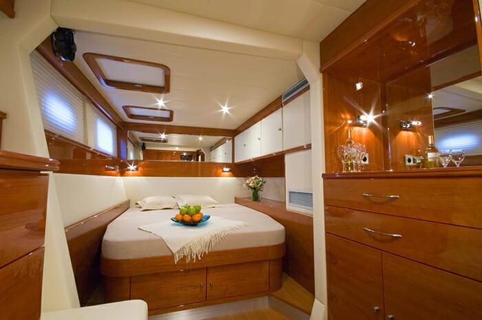 Blaze II guest cabin