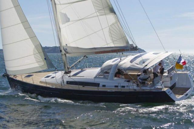 Yacht Blue Passion