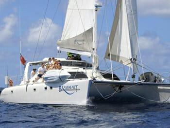 Braveheart sailing
