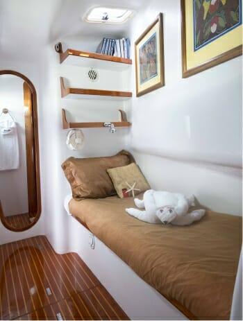 Braveheart single bunk