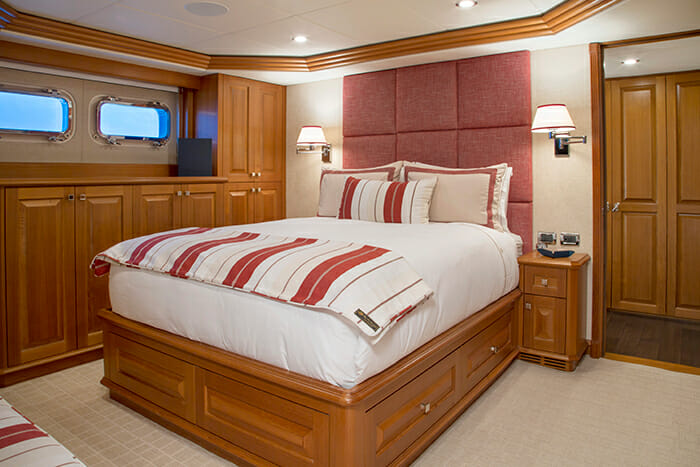 Broadwater double cabin