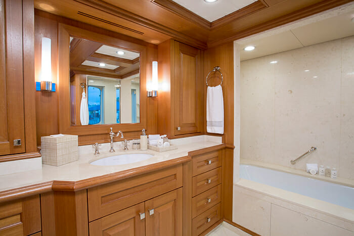 Broadwater master bathroom