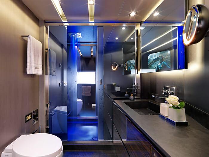 Cacos V master bathroom