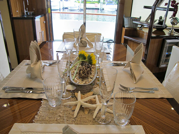 Calliope dining
