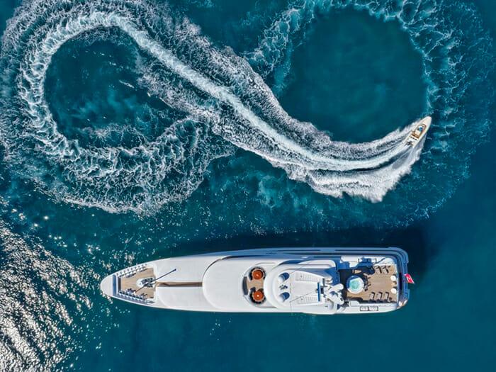 Capri I aerial view