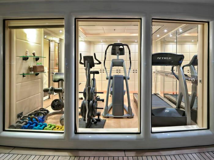 Capri I gym