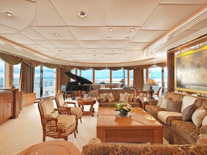 Capri I salon