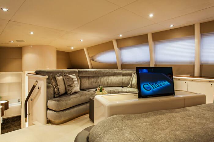 Charisma master cabin