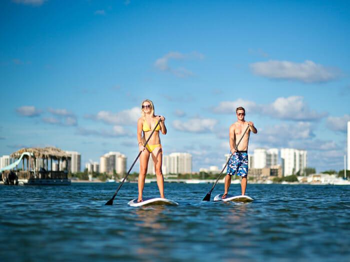 Chasing Daylight paddleboards