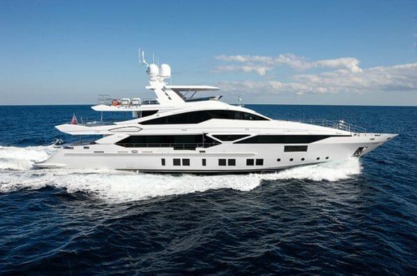 Yacht Cheers 46