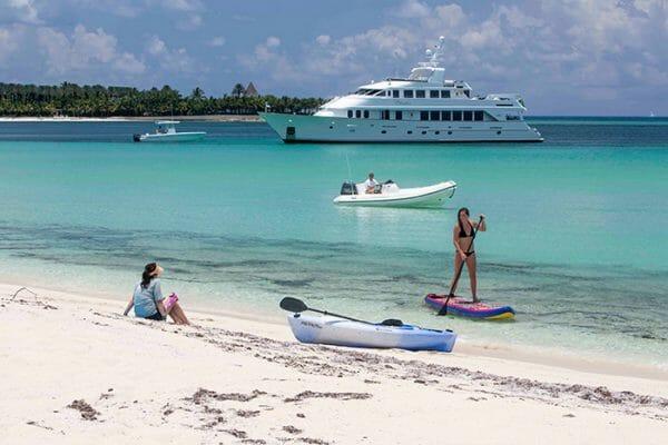 Yacht Cherish II