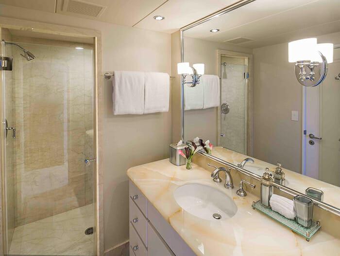 Cherish II vip bathroom