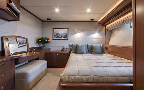 Clarity double cabin