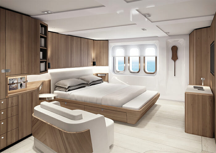 Cloudbreak guest cabin rendering