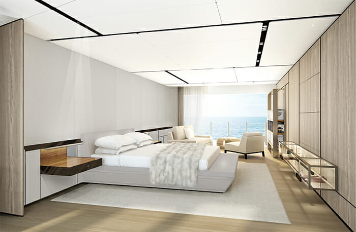 Cloudbreak master cabin rendering