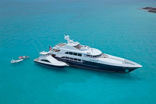 COCKTAILS Yacht Charter | 157' Trinity motor yacht