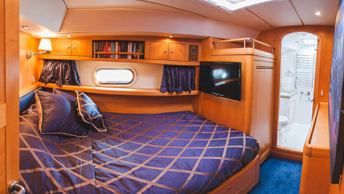 Concerto guest cabin