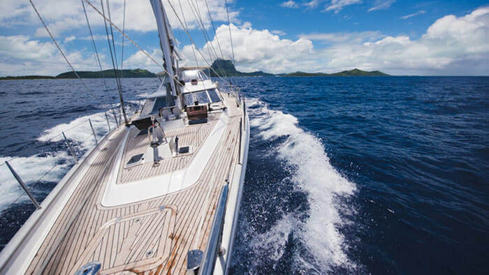Concerto sailing