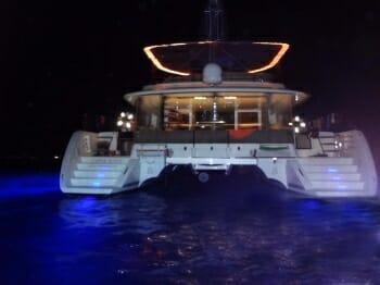 Copper Penny underwater lights