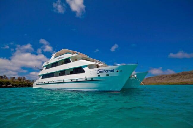Yacht Cormorant