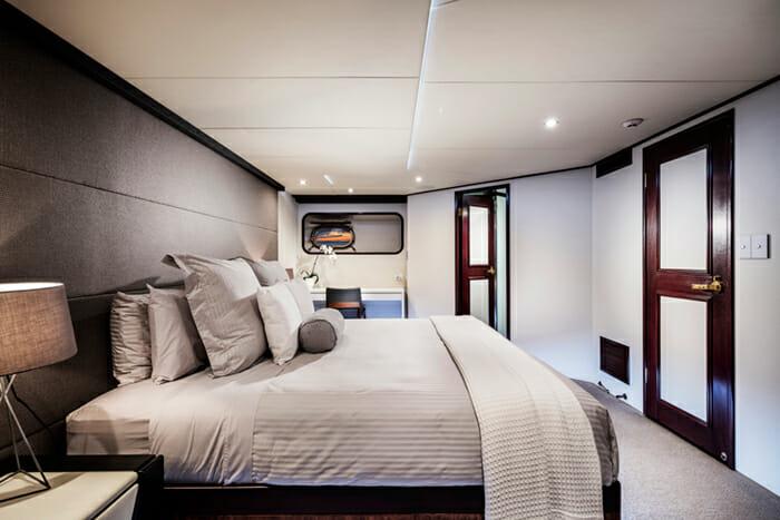 Corroboree guest cabin