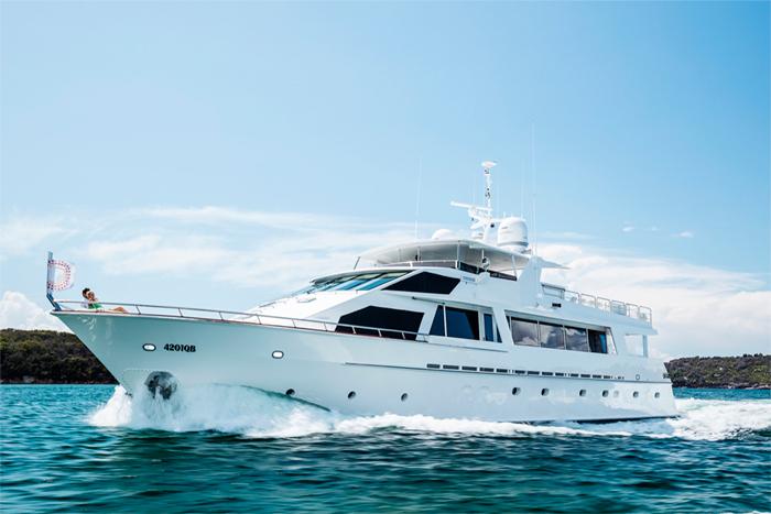 Yacht Corroboree