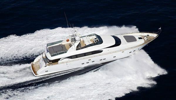 Yacht Cudu