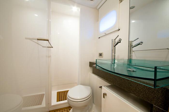 Depende IV guest bathroom