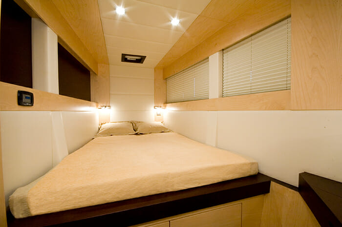 Depende IV guest cabin