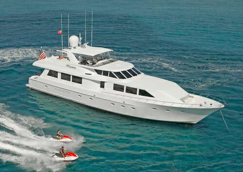 Yacht Destiny