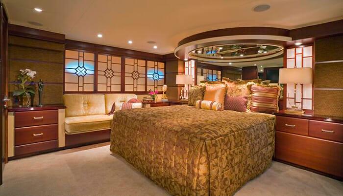 Destiny master cabin