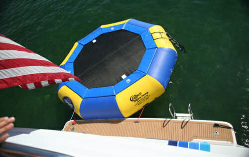 Destiny trampoline