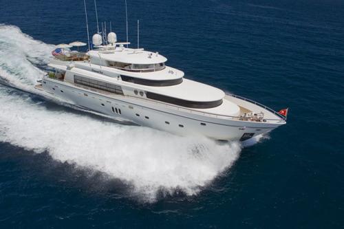 Yacht Diamond Girl