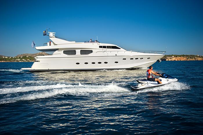 Yacht Dilias