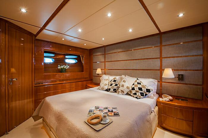 Dilias vip cabin