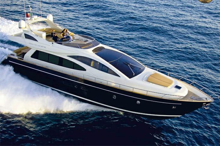 Yacht Dolce Mia