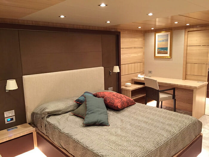 Don Michele master cabin