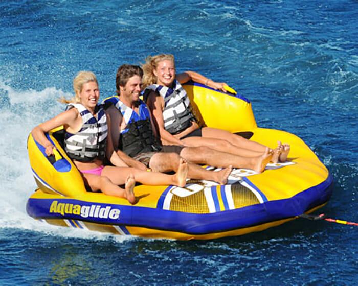 Don Michele raft