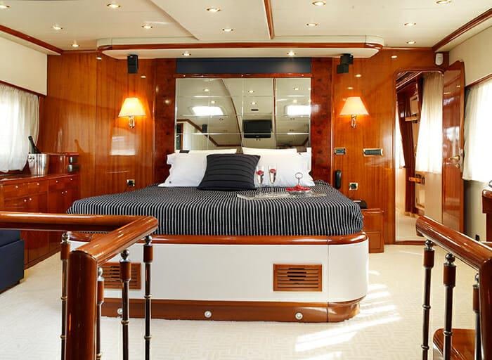 Dream B master cabin