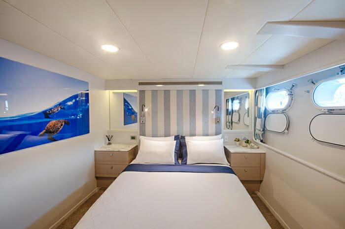 Dreamtime guest cabin